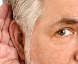 Ear draining