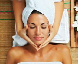 Spa and wellness treatment